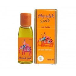 Shivalik Gold Oil 15 Ml X10 Enjoy a new life with your life partner.