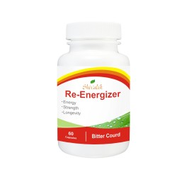 Re-Energizer 60 Capsules Energy Booster , Herbal Tonic For the Complete Family