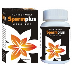 Spermplus 60 Capsules Special for For Low Sperm Count