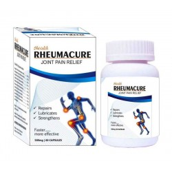 Rheumacure-Pain relief 60 Capsules Special for  Joint Pain, Arthritis, Rheumatism, All Type Pain.